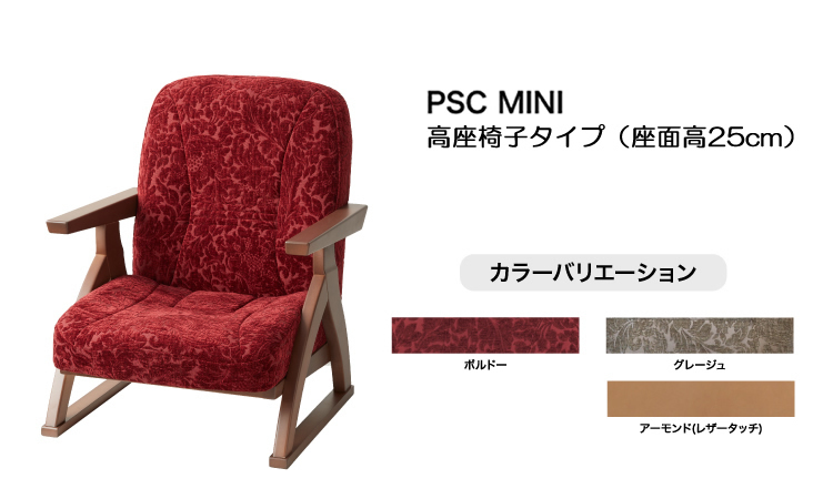 PSC MINI(高座椅子タイプ)